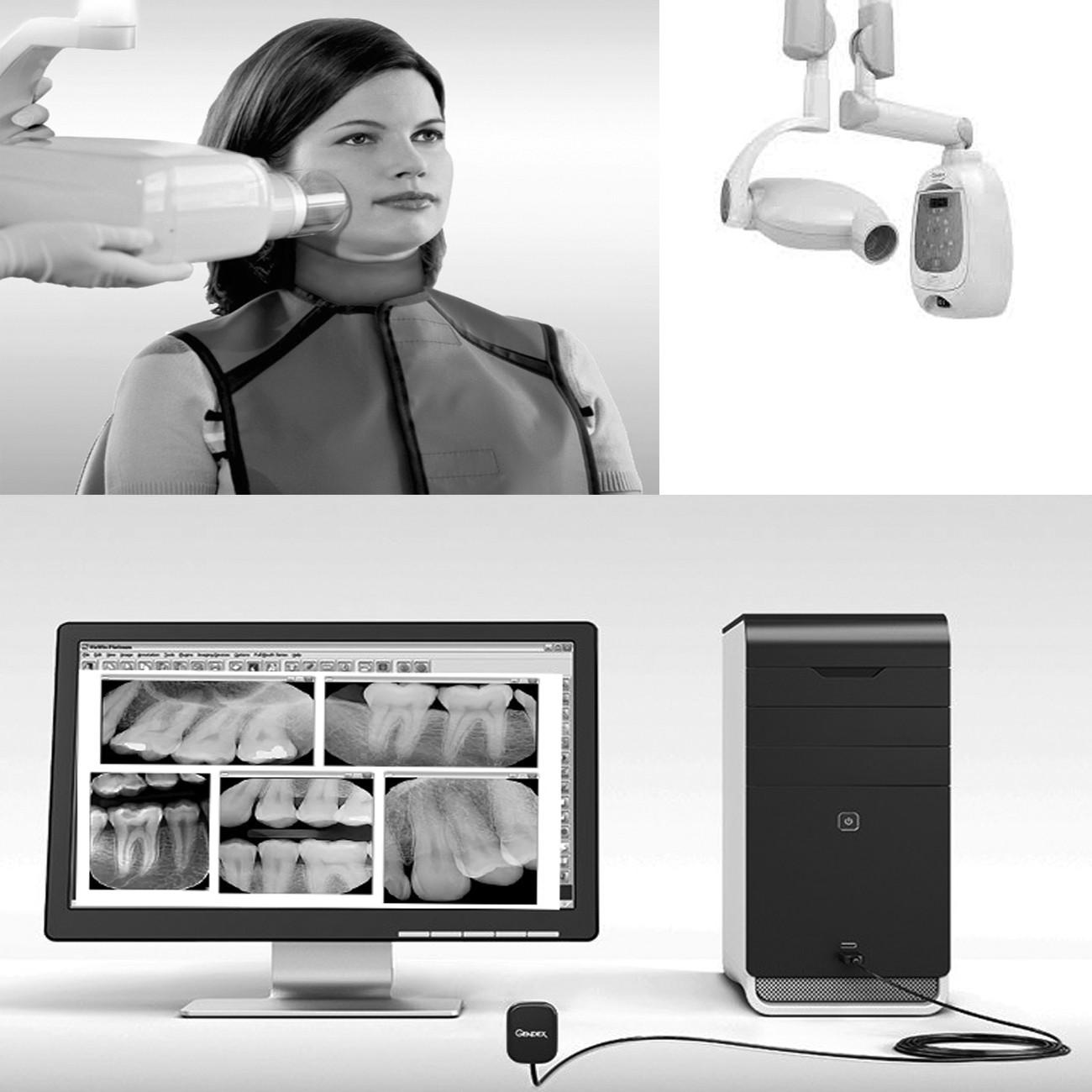 Gendex Intraoral Digital X Ray