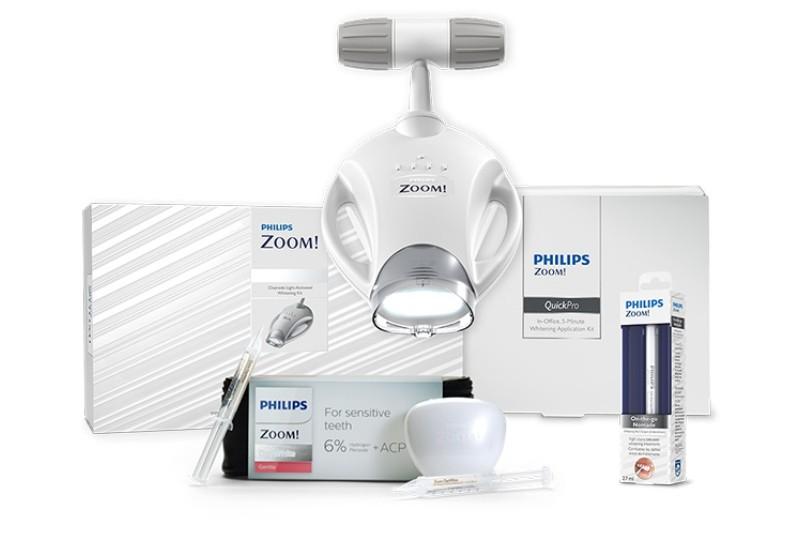 Philips Zoom Whitening Family