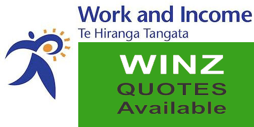 Free WINZ Quotes Mt Roskill Auckland